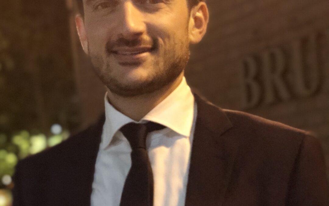 Diamo il benvenuto al nostro nuovo socio, l'avv. Giuseppe Navarra